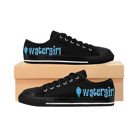 Image of Watergirl Sneakers (Black)