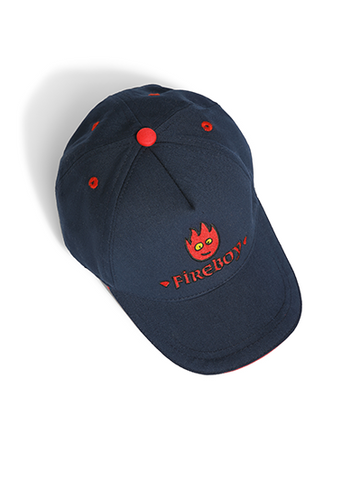 Image of fireboy cap top