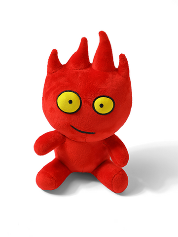 Image of fireboy plush
