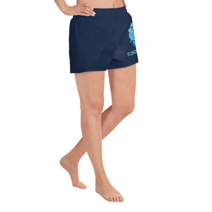 Watergirl Short Shorts (Navy Blue)