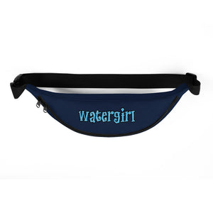 Watergirl Fanny Pack (Navy Blue)