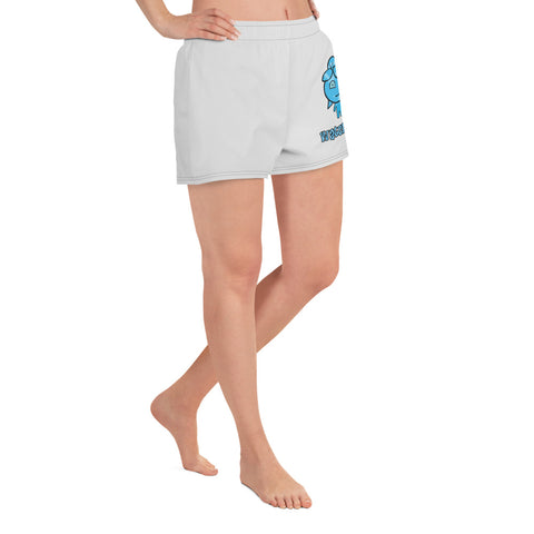 Watergirl Short Shorts (White)