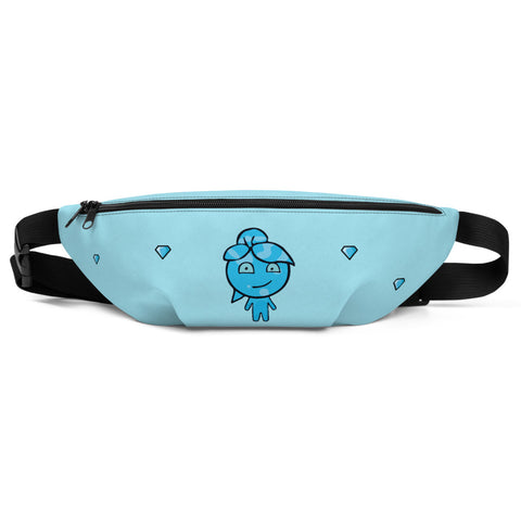 Image of Watergirl Fanny Pack (Light Blue)