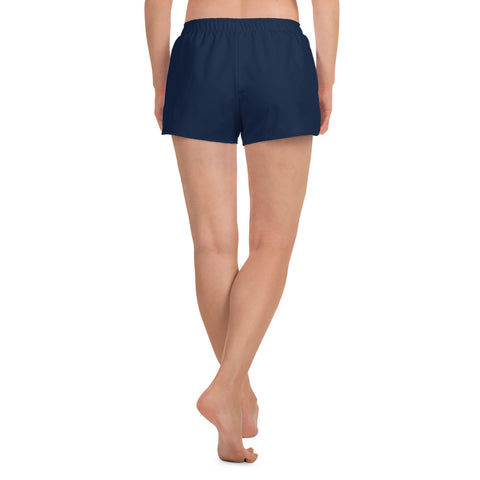 Image of Watergirl Short Shorts (Navy Blue)
