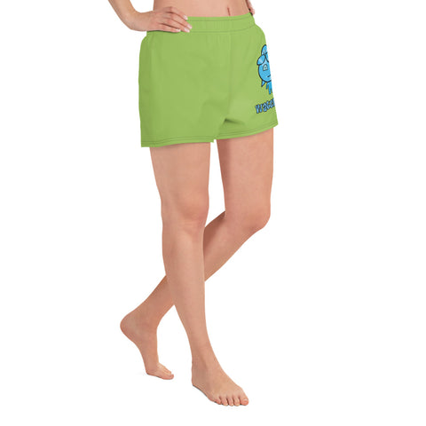 Watergirl Short Shorts (Green)
