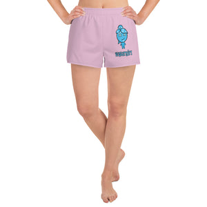 Watergirl Short Shorts (Pink)