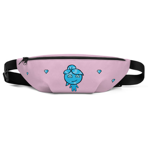 Image of Watergirl Fanny Pack (Pink)