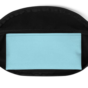 Watergirl Fanny Pack (Light Blue)