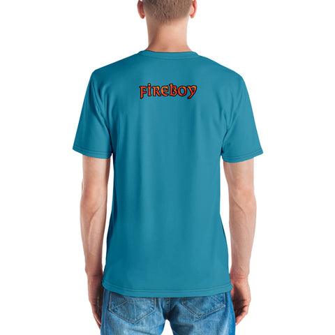 Image of Adult Fireboy T-shirt (Pine Green)
