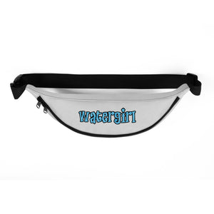 Watergirl Fanny Pack (White)