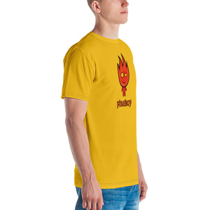 Adult Fireboy T-shirt (Yellow)