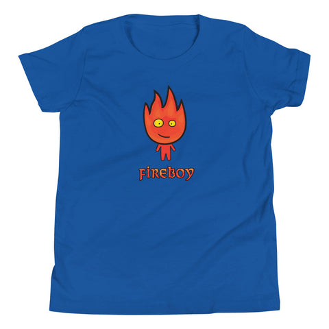 Image of Fireboy Youth Short Sleeve T-Shirt