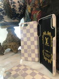 LV Check (White iPhone)