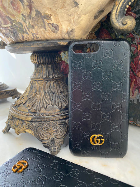 Gucci Black iPhone Case | Cover