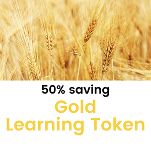50% Saving - Gold Learning Token