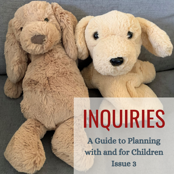 FREE DOWNLOAD - Inquiries - Issue 3 - Sharing Love and Care with a Toddler