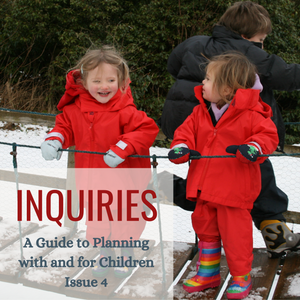 FREE DOWNLOAD - Inquiries - Issue 4 - Finding joy in small moments