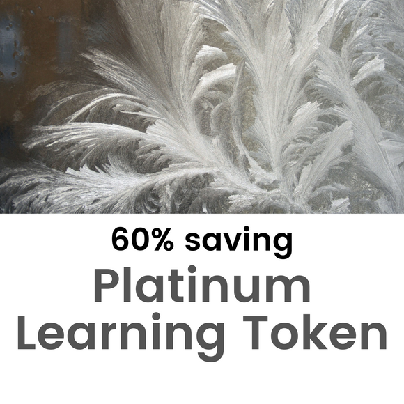 60% Saving - Platinum Learning Token