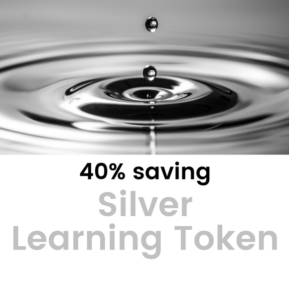 40% Saving - Silver Learning Token