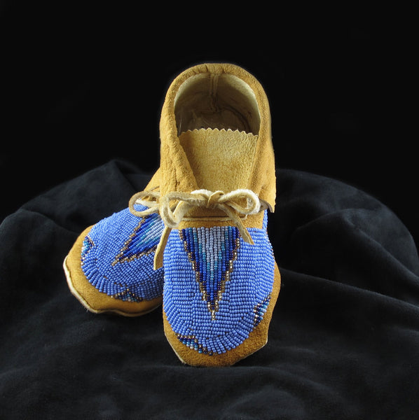 Geometric Youth Moccasin