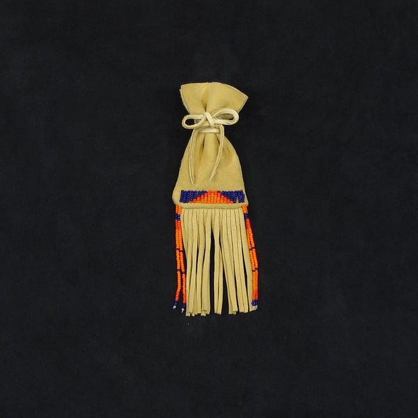 Fringed Cedar Bag