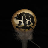 Hand-Made Bear Rattle