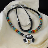 Beaded Stethoscope