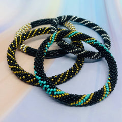 Liftedhope Bracelets - Black Beauties