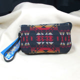 Pendleton Purse Small Red and Black