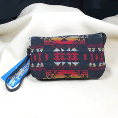Pendleton Red and Black Purse - Small