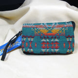 Pendleton Teal Purse - Small