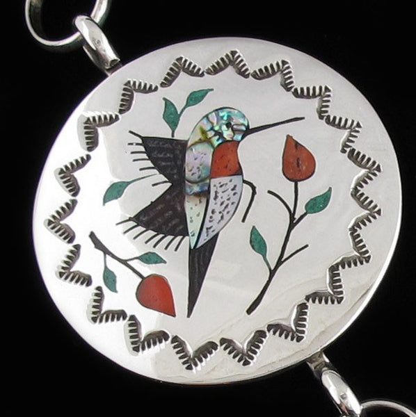 Zuni Birds Necklace
