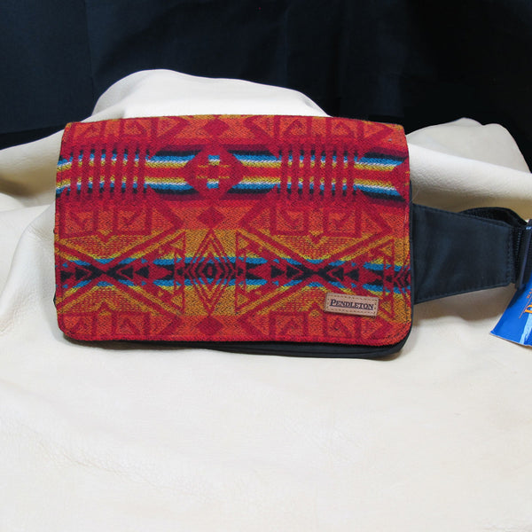 Pendleton Fanny Pack Red SALE