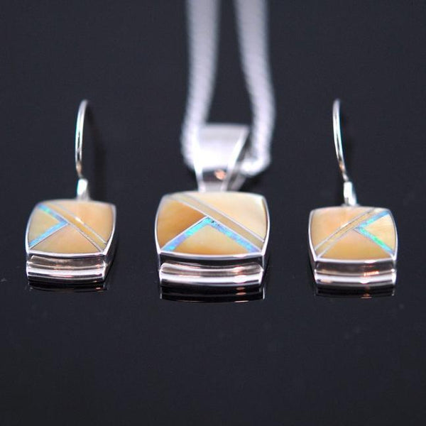 Gold Lip Mother of Pearl Inlay Set