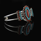 Needle Point Zuni Bracelet