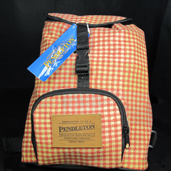Pendleton Small Plaid Backpack