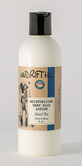 Windrift Hill Goat Milk Skincare - Sweet Pea Goat Milk Lotion