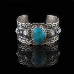 Native Made Turquoise Bracelet