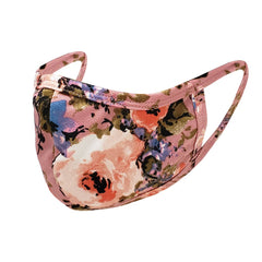 RKAPPAREL INC - Unisex Face Mask 5221-Rose