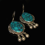Navajo Turquoise Earrings