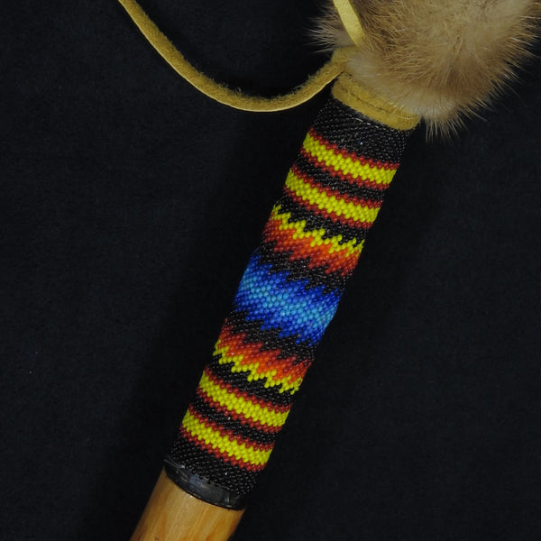 Beaded Dance Stick