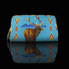 Beaded Elk Wallet