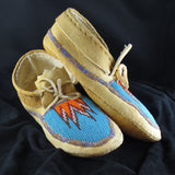 Geometric Ladies Moccasin