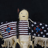 Native American Doll with Cradle Board