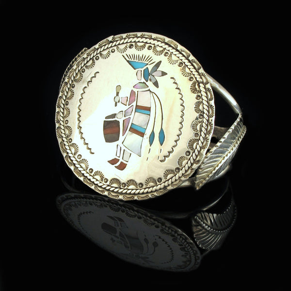 Vintage Kachina Traditional Bracelet