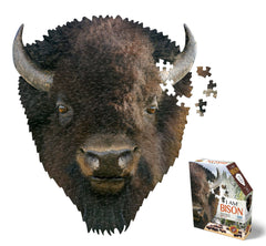 Madd Capp Games & Puzzles - Madd Capp Puzzle - I AM Bison (300)
