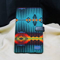 Pendleton Travel Jewelery Organizer Teal