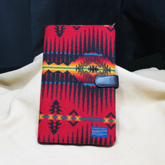 Pendleton Travel Jewelery Organizer Red