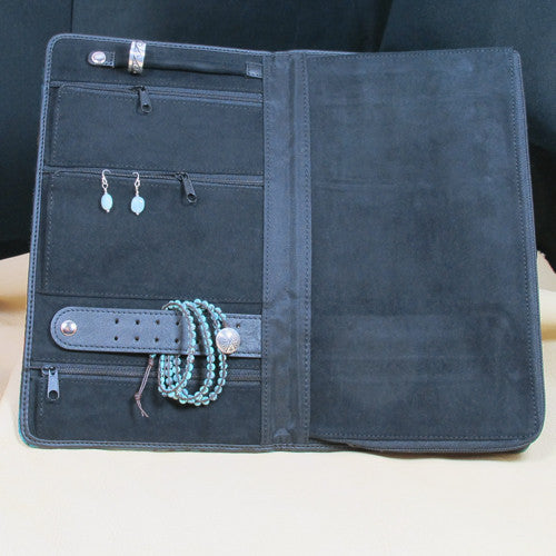 Pendleton Travel Jewelry Organizer Gray 50% off