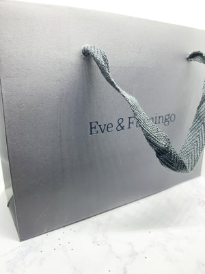 E&F Luxury Gift Bag - Eve & Flamingo